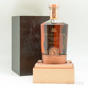 Wild Turkey Traditions 14 Years Old, 1 750ml bottle (owc)