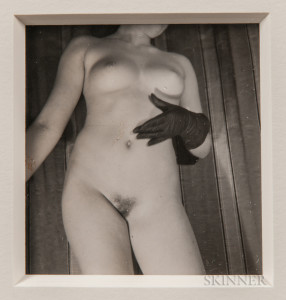 Vintage Nude Photograph